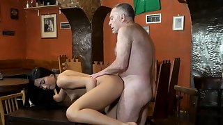 Teen gagging anal and papa teaches xxx Can you trust
