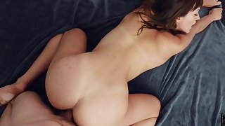 Captivating gal Ana Scallop loves POV playtime more than most